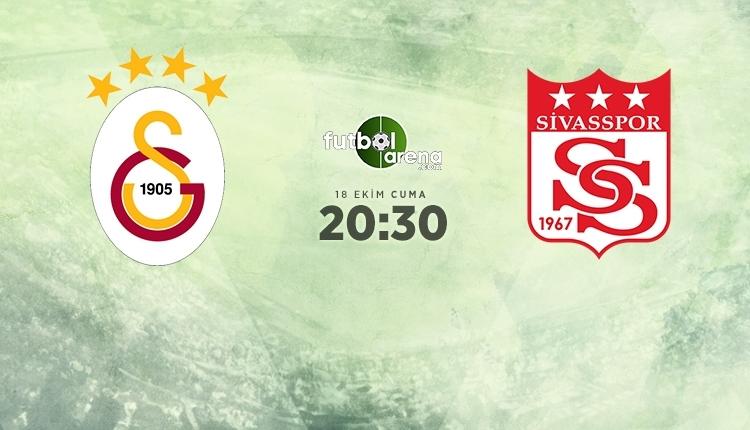 Galatasaray - Sivasspor canlı izle, Galatasaray - Sivasspor şifresiz maç izle (Galatasaray - Sivasspor beIN Sports canlı ve şifresiz İZLE)