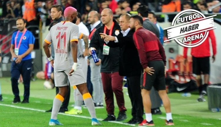 Galatasaray teknik heyeti analizi yaptı!