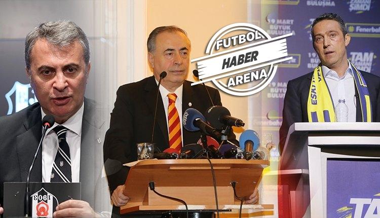 Galatasaray ve Fenerbahçe kar Beşiktaş zarar açıkladı