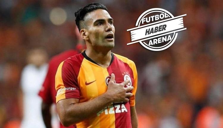 Galatasaray'a Falcao müjdesi! Sakatlığında yeni gelişme