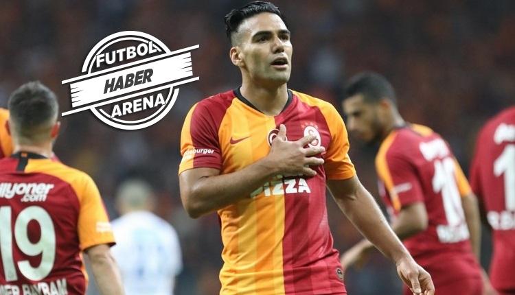 Galatasaray'a Falcao'dan kötü haber! Real Madrid maçında
