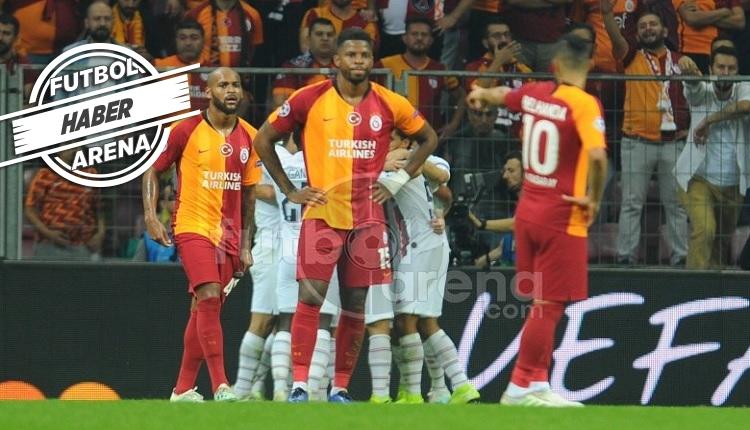 Galatasaray'a PSG yenilgisine rağmen destek: