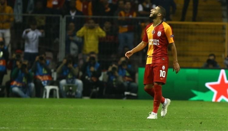 Galatasaray'da Belhanda taraftarlardan özür diledi