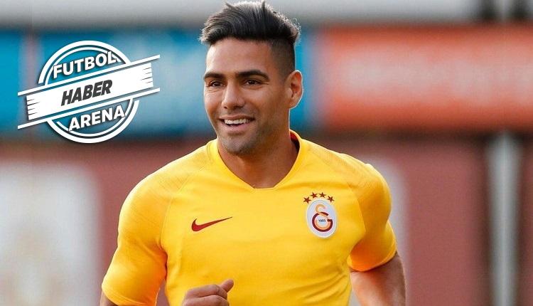 Galatasaray'da Falcao, Beşiktaş derbisinde oynayacak mı?