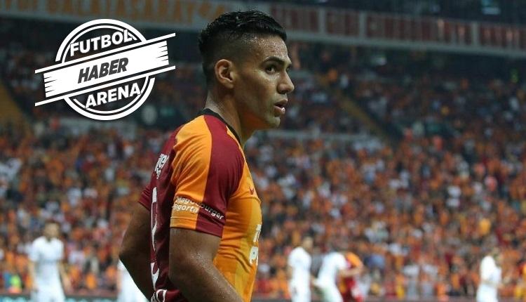 Galatasaray'da Falcao'nun dönüş tarihi belli oldu
