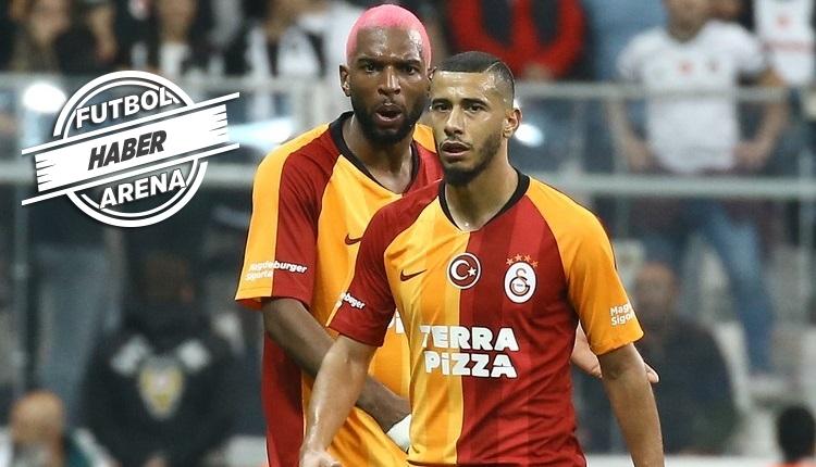 Galatasaray'da Fatih Terim'den Belhanda kararı