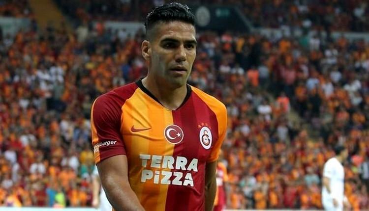 Galatasaray'dan Falcao için resmi açıklama