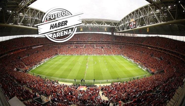 Galatasaray'da loca sahipleri Rize maçında hizmet alamayacak