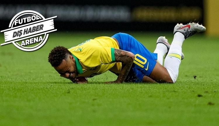 Galatasaray'ın rakibi PSG'de Neymar şoku! 4 hafta yok
