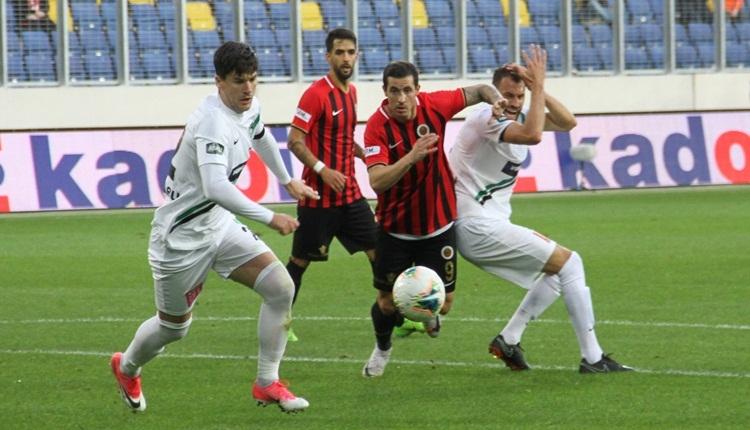 Gençlerbirliği 0-2 Denizlispor, beIN Sports maç özeti ve golleri (İZLE)