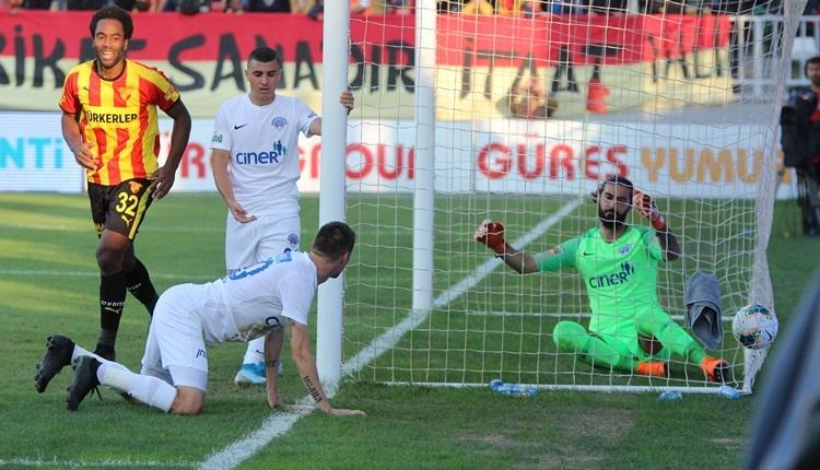 Göztepe 1-4 Kasımpaşa, beIN Sports maç özeti ve golleri (İZLE)
