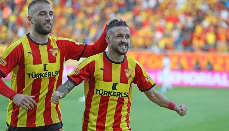 Göztepe 4-0 Kayserispor, beIN Sports maç özeti ve golleri (İZLE)