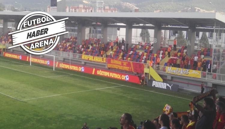 Göztepe'de iptal edilen penaltı! Cüneyt Çakır VAR'da