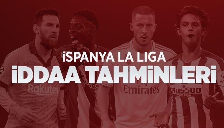 İspanya Ligi iddaa tahminleri (25-28 Ekim 2019)