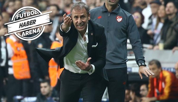 Abdullah Avcı'nın soyunma odası konuşması! Beşiktaş yayınladı