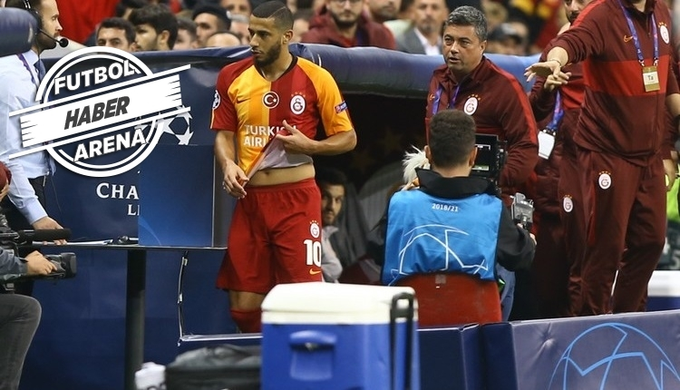 İşte Galatasaray'ın Belhanda kararı