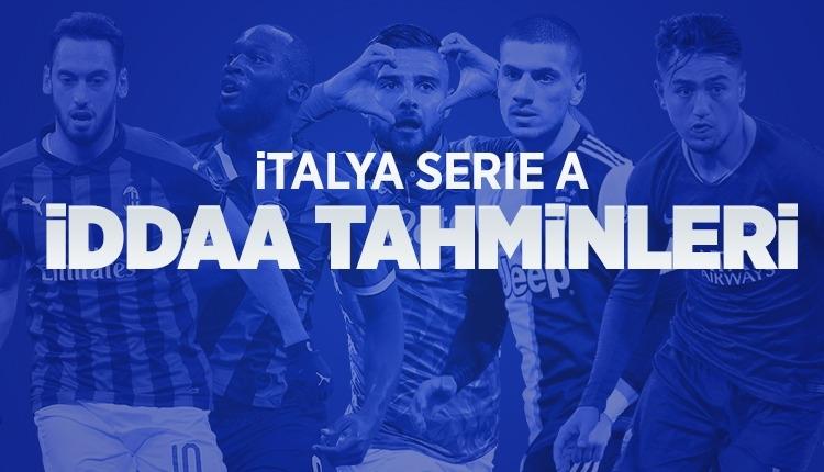 İtalya Ligi iddaa tahminleri (25-28 Ekim 2019)