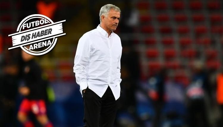 Jose Mourinho Real Madrid'den haber bekliyor! Ekibi hazır