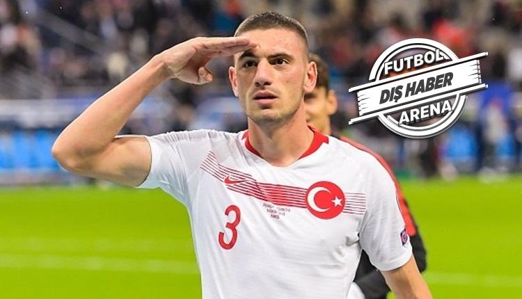 Juventus taraftarından Merih Demiral'a skandal tepki