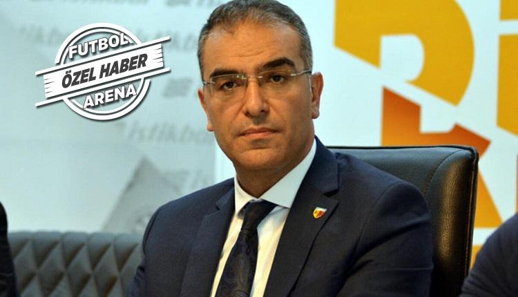 Kayserispor Başkanı Hamdi Elcuman, FutbolArena'ya konuştu: