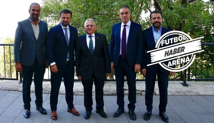 Kayserispor, Bülent Uygun ile anlaşma sağladı