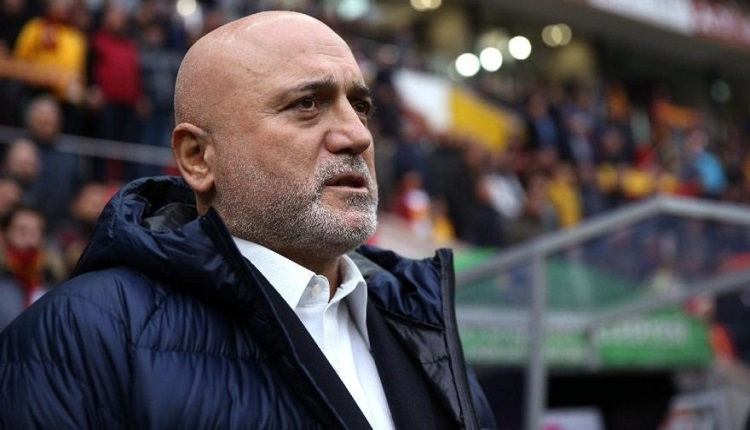 Kayserispor'da Hikmet Karaman'dan istifa açıklaması