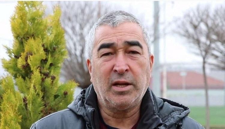 Kayserispor'un yeni teknik direktörü Samet Aybaba