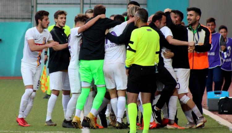 Konyaspor, Türkiye Kupası'nda Eyüpspor'a elendi (İZLE)