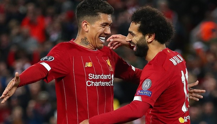 Liverpool 4-3 Salzburg maç özeti ve golleri İZLE