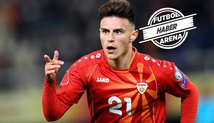 Makedonya kazandı! 2 gol de Elif Elmas'tan (İZLE)