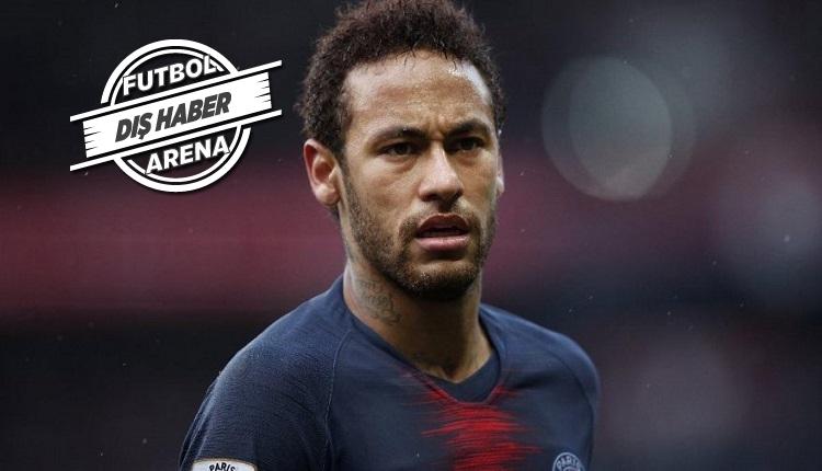 Manchester United Neymar'ı istemedi! 'Paragöz babası var'