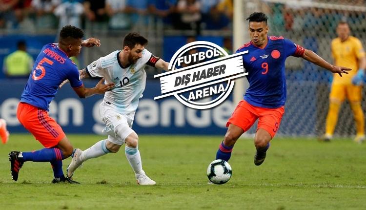 Messi'den Galatasaray ve Radamel Falcao sorusuna yanıt