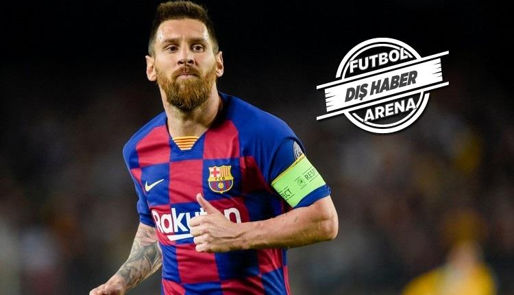 Messi'den itiraf! Barcelona'dan ayrılacak mı?