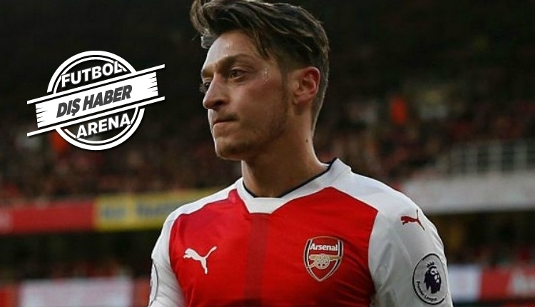 Mesut Özil sonunda patladı! 'Yeter artık!'