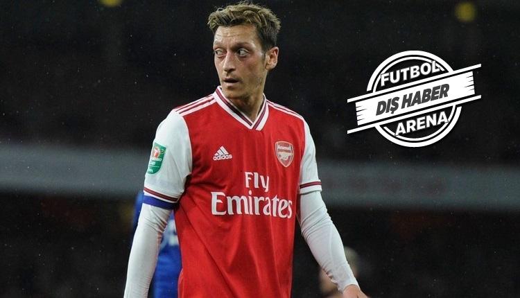 Mesut Özil'den transfer itirafı! 'Ayrılmıyorum'
