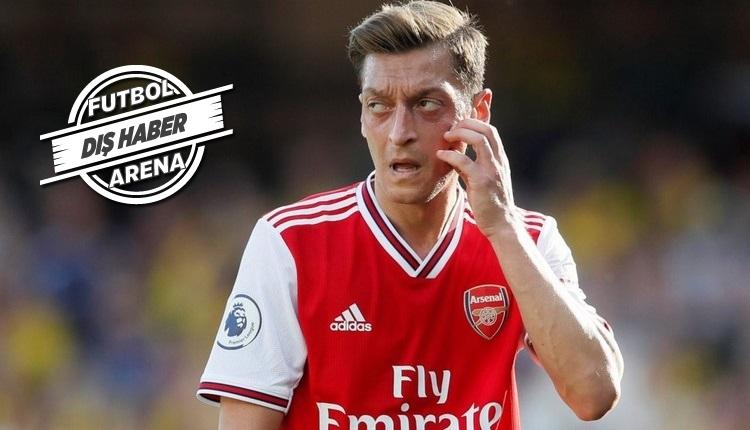 Mesut Özil'den transfer kararı! Ocak ayında