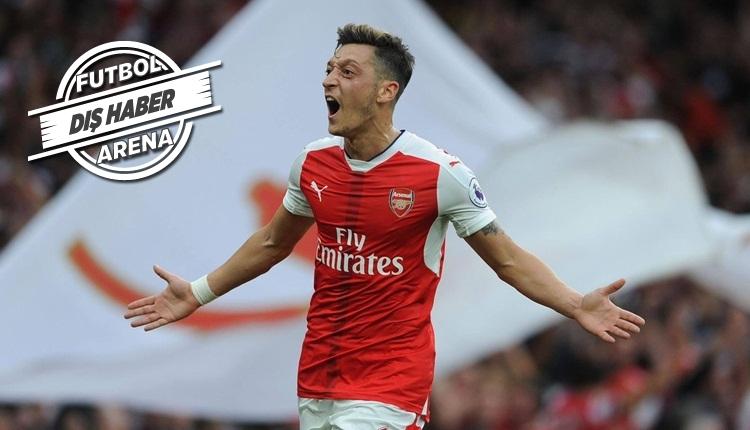 Mesut Özil'in muhtemel 2 adresini açıkladılar! Transfer gelişmesi