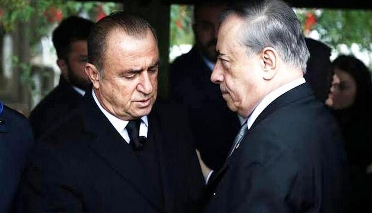 Mustafa Cengiz: 'Fatih Terim bizim onurumuzdur'