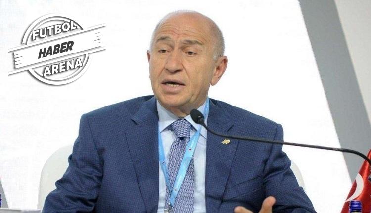 Nihat Özdemir: 'Yabancı oyuncu sayısını düşüreceğiz!'