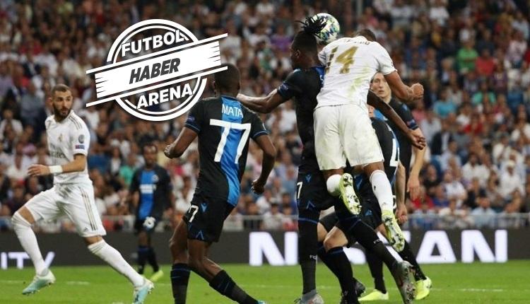 Real Madrid 2-2 Club Brugge maç özeti ve golleri (İZLE)