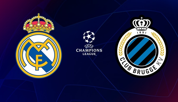 Real Madrid - Club Brugge canlı ve şifresiz izle (Bein Sports 2 İZLE)