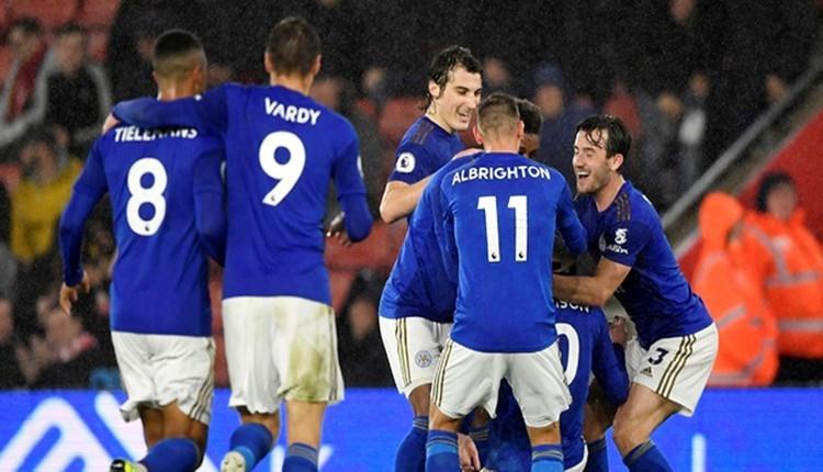 Rekor! Southampton 0-9 Leicester City maçı golleri (İZLE)