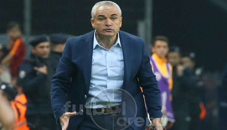 Rıza Çalımbay: 'Dikkatli olsak Galatasaray'dan puan alabilirdik'