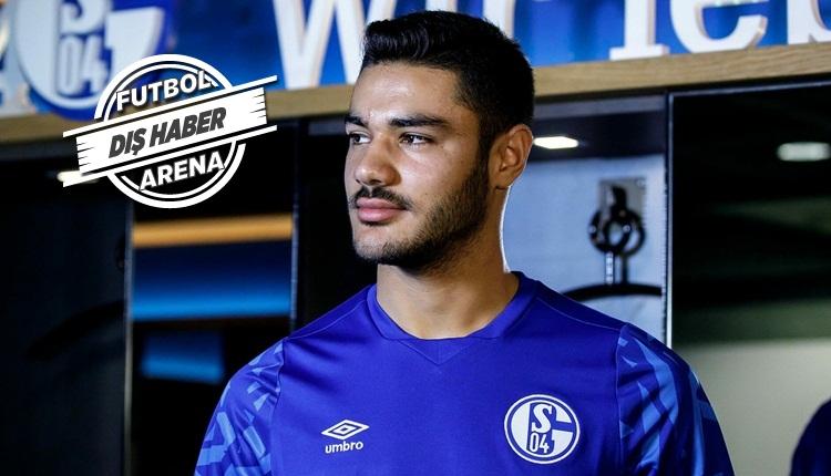 Schalke'den asker selamı sözleri: 'Ozan Kabak ile konuşacağız'