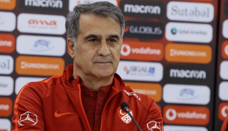 Şenol Güneş'ten Beşiktaş ve Abdullah Avcı'ya mesaj
