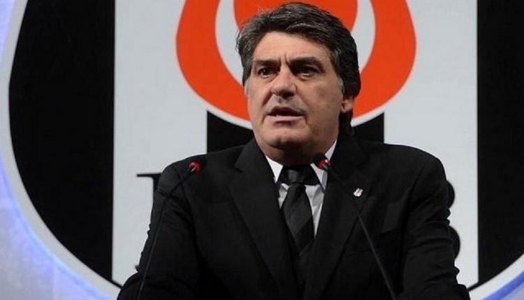 Serdal Adalı, Beşiktaş başkanlığına aday oldu