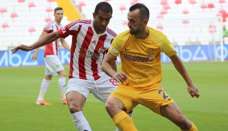 Sivasspor 3-1 Ankaragücü, beIN Sports maç özeti ve golleri (İZLE)