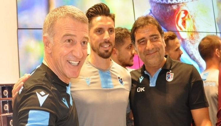 Sosa, Trabzonspor'da kalacak mı? Ahmet Ağaoğlu açıkladı