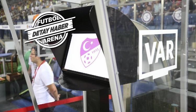 Süper Lig'de en çok VAR'a çağrılan hakemler