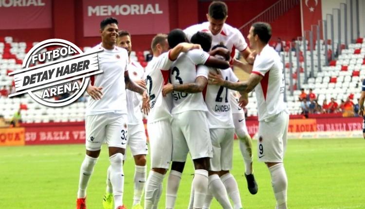 Süper Lig'de tarihe geçen maç! İlk yarıda 5 gol
